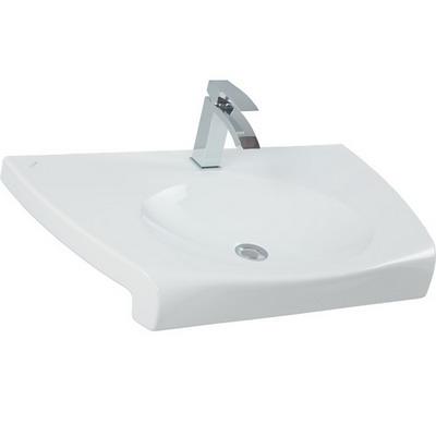 creavit slam tp κρεμαστός νιπτήρας μπάνιου