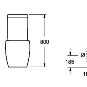 Impression ct1030 διαστάσεις