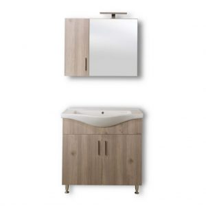 Έπιπλο μπάνιου Siena 85 Etna