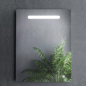 Καθρέπτης Μπάνιου Με Φωτισμό LED Drop Atlas