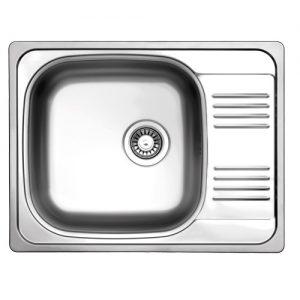 Fortinox Valley 25165 Ανοξείδωτος νεροχύτης κουζίνας
