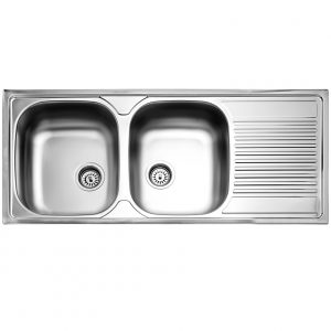 Fortinox Valley 25210 Ανοξείδωτος νεροχύτης κουζίνας