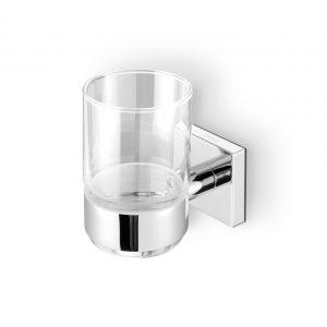 geesa nelio  ποτηροθήκη μπάνιου κρυστάλλινη