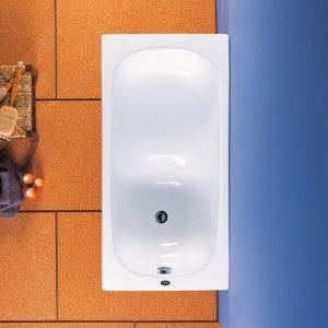Ακρυλική μπανιέρα με κάθισμα Acrilan Hydra
