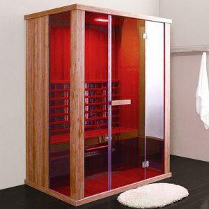 Ifestos Infared Sauna 3 Ατόμων