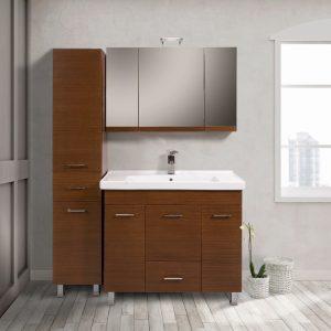 Έπιπλο μπάνιου mdf / κόντρα πλακέ Kresinta