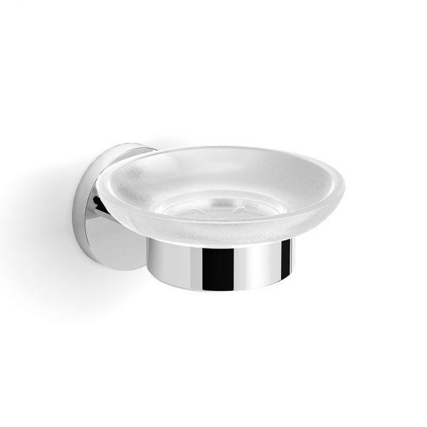 langberger series  σαπουνοθήκη μπάνιου κρυστάλλινη