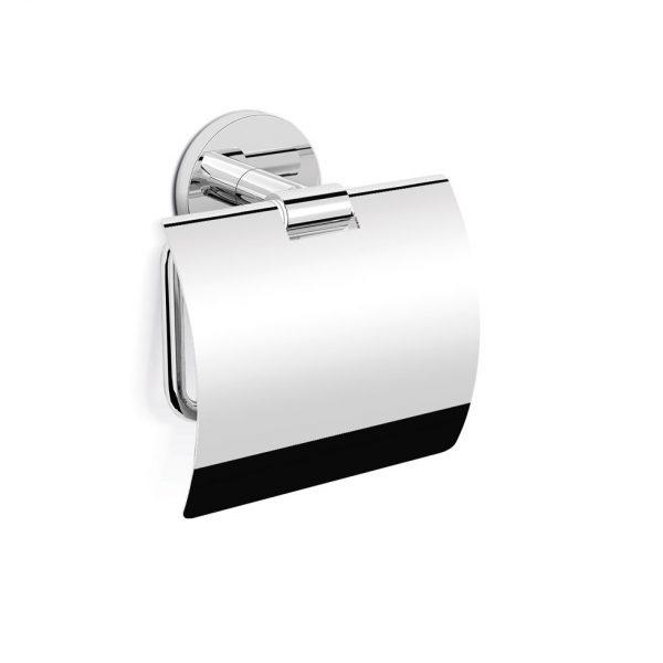 langberger series  χαρτοθήκη μπάνιου με κάλυμμα