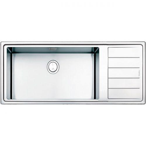 Apell Linear Plus LNP1161 Ανοξείδωτος Νεροχύτης Κουζίνας
