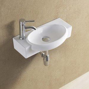 Κρεμαστός νιπτήρας μπάνιου LT 5037