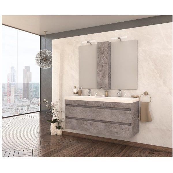 Luxus 120 Granite - έπιπλο μπάνιου