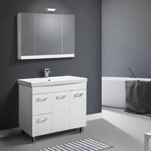 Έπιπλο μπάνιου Lyra 100