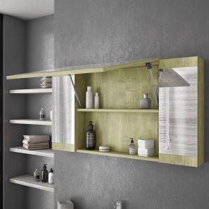 Καθρέπτης Magnolia 100 Gold