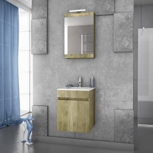 Έπιπλο μπάνιου Magnolia 40 Gold