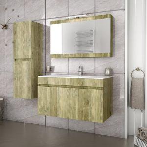 Έπιπλο μπάνιου Magnolia 90 Gold