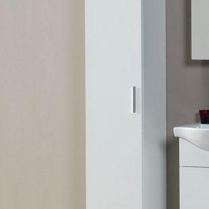 Στήλη μπάνιου Siena white