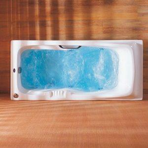 Ακρυλική μπανιέρα Acrilan Riviera 160 x 70
