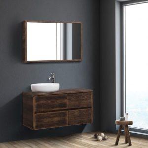 Έπιπλο μπάνιου Nova 100