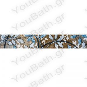omega azul border