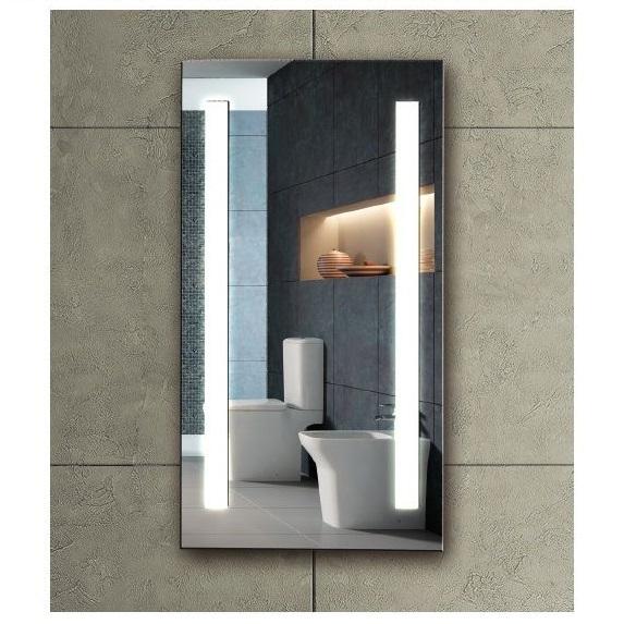 Karag Pic 003 Ανοξείδωτος Καθρέπτης Μπάνιου