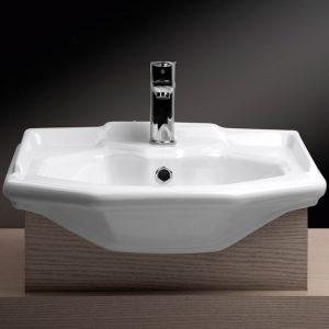 Ρετρό νιπτήρας μπάνιου Klio