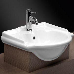 Ρετρό νιπτήρας μπάνιου Rea