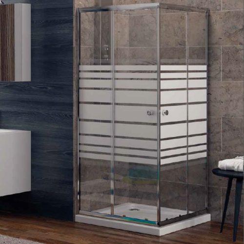 Καμπίνα μπάνιου Rieka 100