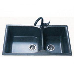 Sanitec Eclectic 307 Γρανιτένιος Νεροχύτης Κουζίνας