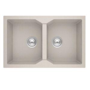 Sanitec Ultra Granite 806 Γρανιτένιος Νεροχύτης Κουζίνας