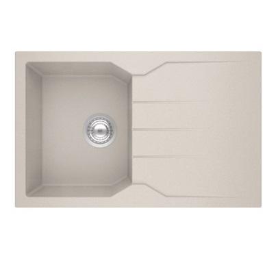 Sanitec Ultra Granite 807 Γρανιτένιος Νεροχύτης Κουζίνας