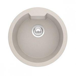 Στρόγγυλος Νεροχύτης Κουζίνας Sanitec Ultra Granite 810