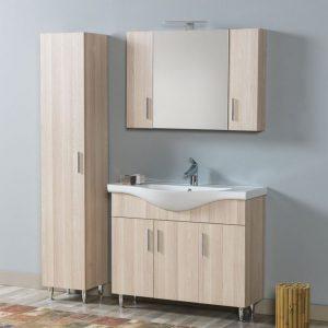 Έπιπλο μπάνιου Siena 100 Carmen