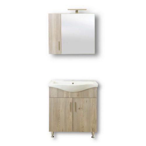 Έπιπλο μπάνιου Siena Etna 75
