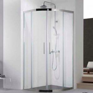 Ημικυκλική καμπίνα μπάνιου S/S 200.