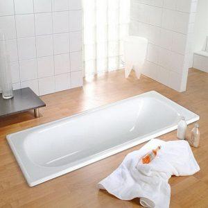 Χαλύβδινη μπανιέρα Vanessa