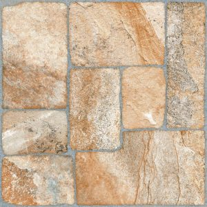 Keros Stone Cuero 33*33 πλακάκι δαπέδου