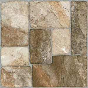 Keros Stone Marron 33*33