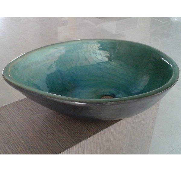 Επιτραπέζιος νιπτήρας Turquoise 50