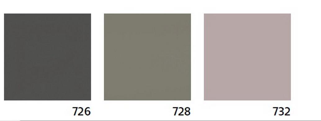 Χρωματολόγιο Furnibath M