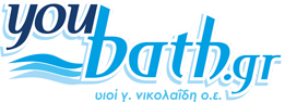 youbath shower bath bathroon toilet logo